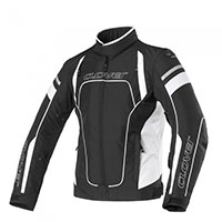 Clover Rainblade Wp Lady Jacket Black White