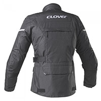 Clover Savana 3 Wp Jacket Black