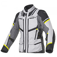 Clover Savana 3 Wp Lady Jacket Yellow Grey