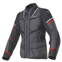 Clover Savana 3 Wp Lady Jacket Black Grey