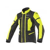 Clover Storm-3 Lady Jacket Yellow