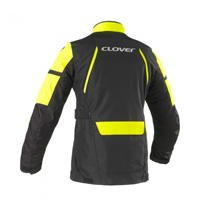 Clover Storm-3 Jacket Fluo Yellow