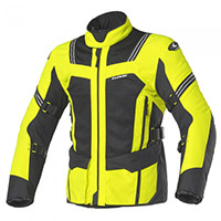 Clover Ventouring 3 Wp Airbag Jacket Yellow