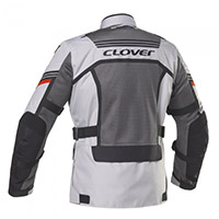Clover Ventouring 3 Wp Airbag Lady Jacket Grey