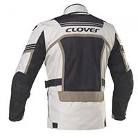 Blouson Clover Ventouring 3 Wp Airbag Noir Sand