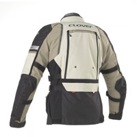 Giacca Clover Gts-4 Wp Airbag Compatibile Sabbia