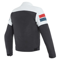 Dainese 8-track Tex Jacket White