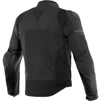 Dainese Agile Leather Jacket Black