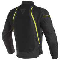 Dainese Air Crono 2 Tex Jacket Yellow