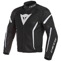 Dainese Air Crono 2 Tex Jacket Black
