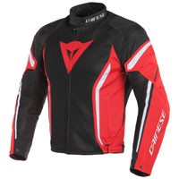 Dainese Air Crono 2 Tex Jacket Red