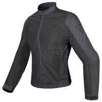 Dainese Giacca Air Flux D1 Tex Lady Nero Donna