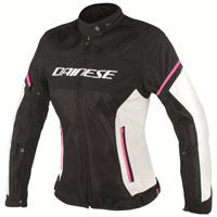 Dainese Air Frame D1 Lady Tex Jacket Pink
