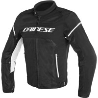 Dainese Air Frame D1 Tex Jacket White