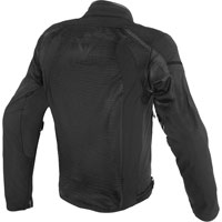 Dainese Air Frame D1 Tex Jacket Black