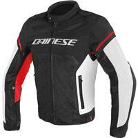 Dainese Air Frame D1 Tex Jacket Red