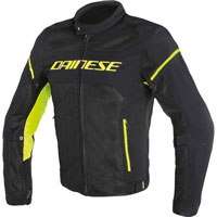 Dainese Air Frame D1 Tex Jacket Yellow