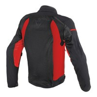 Dainese Air Frame D1 Tex Jacket Fluo Red