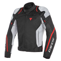 Dainese Air Master Tex Jacket White Red