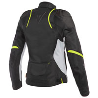 Dainese Air Master Tex Lady Jacket Yellow