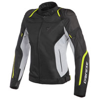 Dainese Giacca Donna Air Master Tex Giallo Donna