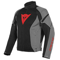 Dainese Air Crono 2 Jacket Black Grey