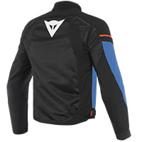Giacca Dainese Air Frame D1 Tex Nero Blu Rosso