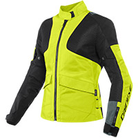 Dainese Air Tourer Tex Lady Jacket Yellow