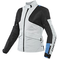 Dainese Air Tourer Tex Lady Jacket Grey Blue