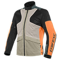 Dainese Air Tourer Tex Jacket Gray Orange