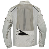 Dainese Alger Nomad Tex Jacket Grey