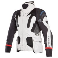 Dainese Antartica Gore-tex Jacket Light Gray Black
