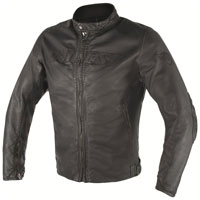 Dainese Archivio D1 Perforated Leather Jacket