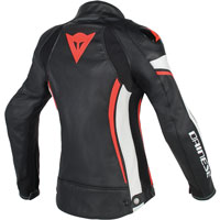 Dainese Assen Lady Leather Jacket Donna