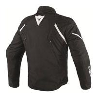 Dainese Avro D2 Tex Jacket Nero Bianco