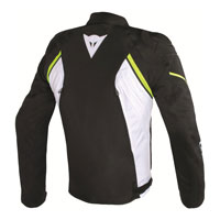 Dainese Avro D2 Tex Jacket Yellow