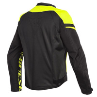 Dainese Bora Air Tex Jacket Yellow