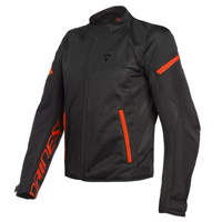 Blouson Perforé Dainese Bora Air Tex Rouge
