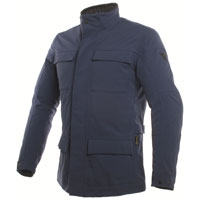 Dainese Bristol D-dry Jacket Blue