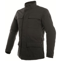 Dainese Bristol D-dry Jacket Black