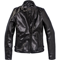 Dainese Chiodo 72 Lady Leather Jacket Black