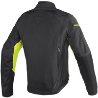 Dainese D-frame Tex Jacket Giallo