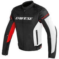 Dainese D-frame Tex Jacket Rosso