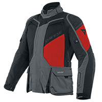 Giacca Dainese D-explorer 2 Gore-tex Rosso Lava