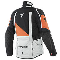 Dainese D-explorer 2 Gore-tex Jacket Gray Orange