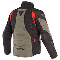 Dainese Dolomiti Gore-tex Jacket Grape Leaf Black Red