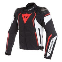 Dainese Giacca Dyno Tex Rosso
