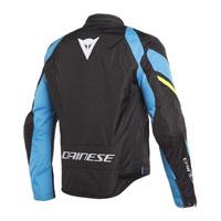 Dainese Edge Tex Jacket Blue Black