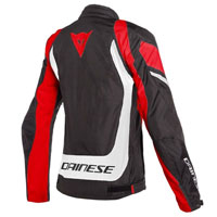 Dainese Edge Lady Tex Jacket Red
