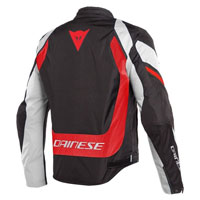 Dainese Edge Tex Jacket Red Black